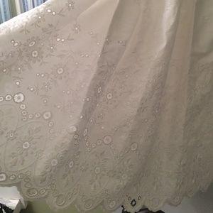 Betsey Johnson Dresses - Betsey Johnson eyelet dress 2812f00fb