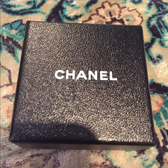 25 off CHANEL Other Jewelry Box With Small Jewelry Bag Poshmark