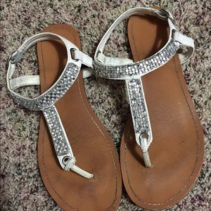 ee27fd731ee6f3 Shoes - Cute sparkly sandals!