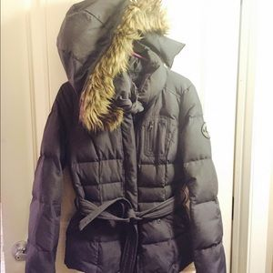 Abercrombie and Fitch puffy coat!