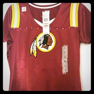 redskins female jersey