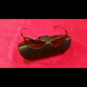 Authentic... Ray-Ban Sunglasses
