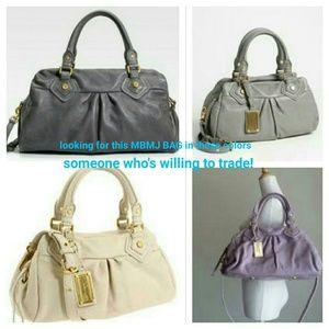 ISO MBMJ BAG Groovee Bag!!