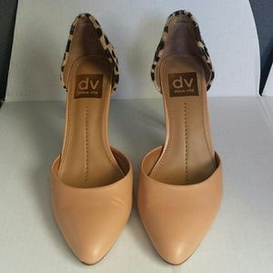 DV by Dolce Vita Shoes - Pamona d'orsay heels