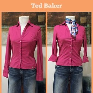 Ted Baker Tops - Ted Baker Button Down
