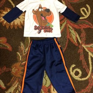 Other - Scooby doo 18m out fit for boys