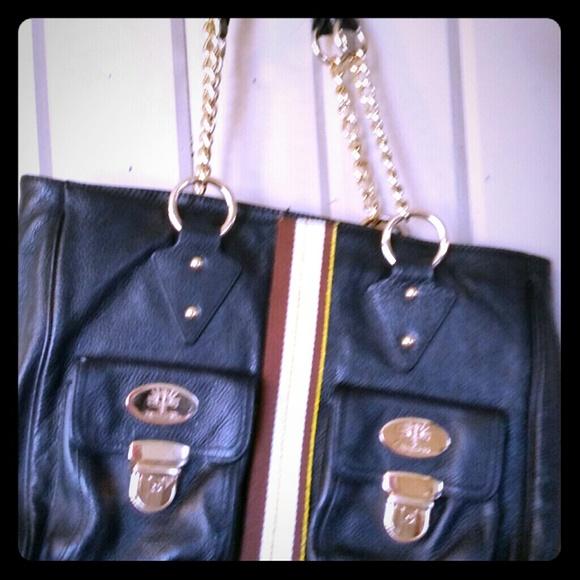 937bc21292 Christine Price Handbags - Christine Price Leather Purse Work Tote Diaper  Bag