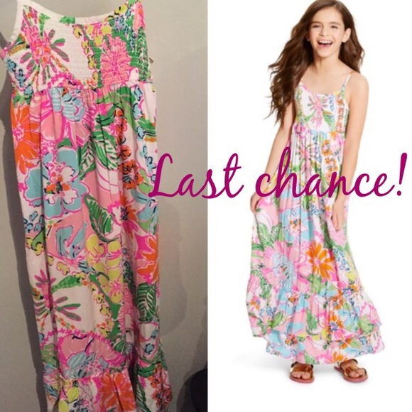 6df6f94b5ec038 Lilly Pulitzer Dresses   Target Girls Dress Nosie Posey   Poshmark