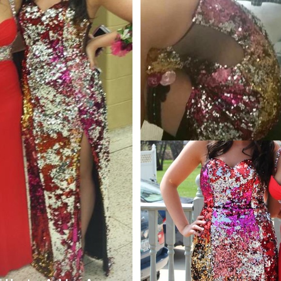Prom dress $600 42