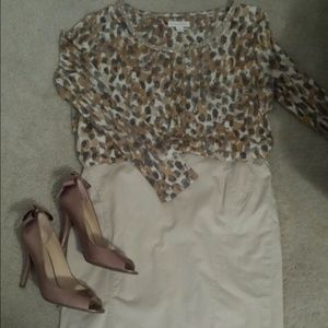 Kenar Dresses & Skirts - Beige/cream skirt