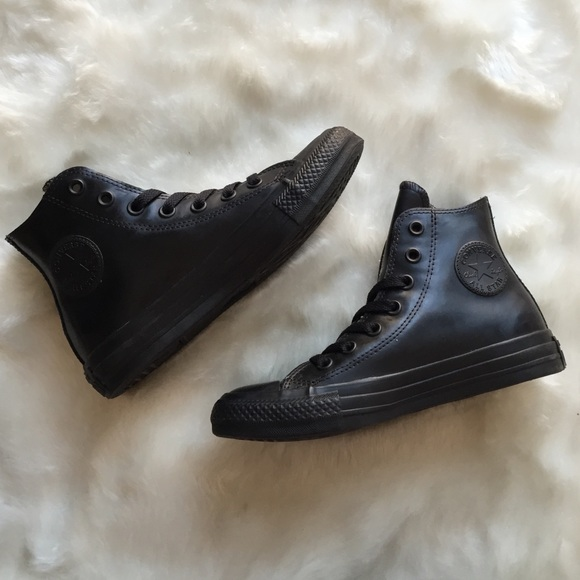 converse all star x hi rubber