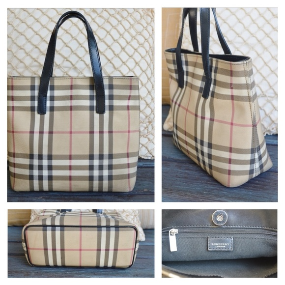 Burberry Handbags -  ⬇️Authentic Burberry Nova check tote Very Chic😍 b159f9a2d6d8b
