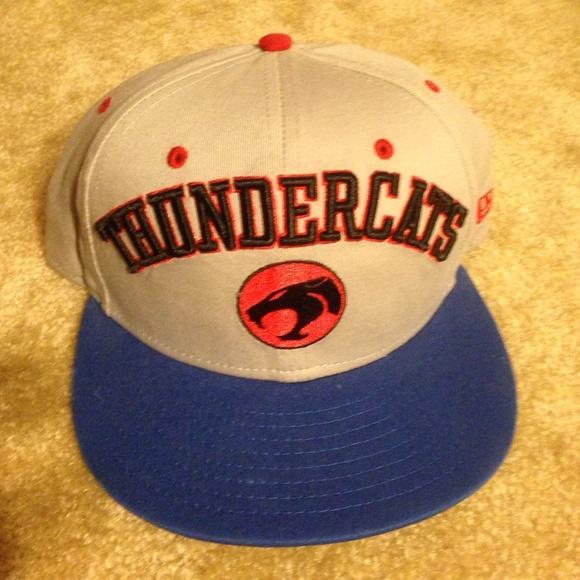 Snapback Thundercats Hat. M 55359da5eaf0305fbd000453 ca8d3b64f22