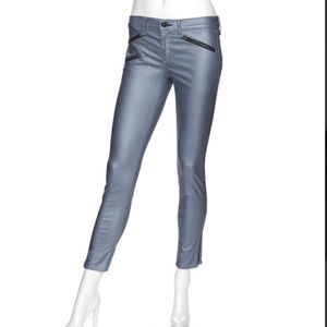 rag & bone Intermix Metallic Jean sz27