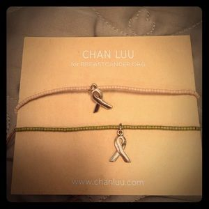 Two Chan Luu bracelets