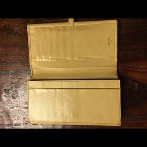22f87cae5e8448 CHANEL Accessories | Continental Enamel Snap Wallet | Poshmark