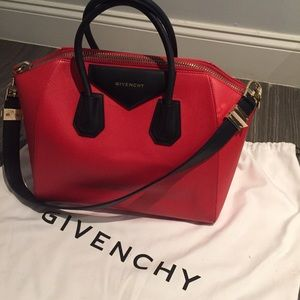 Givenchy Bags - Givenchy medium Antigona bag in rare colors