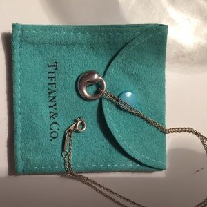 Sterling silver Tiffany & Co necklace