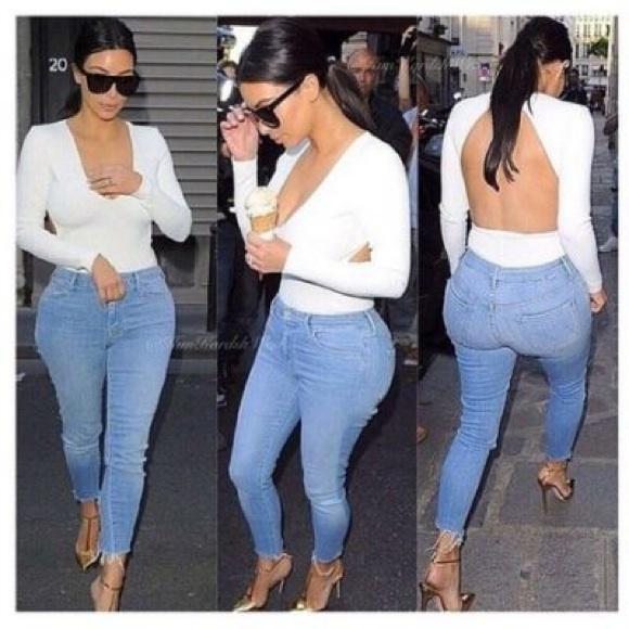 8523b2cd299f J Brand Jeans | Mother Looker Ankle Fray As Kim Kardashian | Poshmark