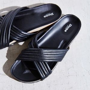 Shoes - Dune Jolene Puff  Slide Sandal (NIB)