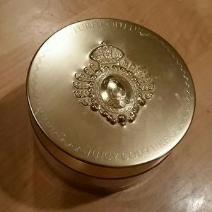 Accessories - Juicy Couture Perfume Lotion 6.7 oz Jar