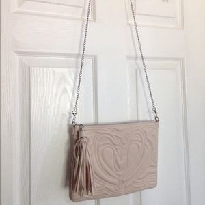 H&M Handbags - 🎒 SOLD IN BUNDLE 🎒 Blush Pink Crossbody