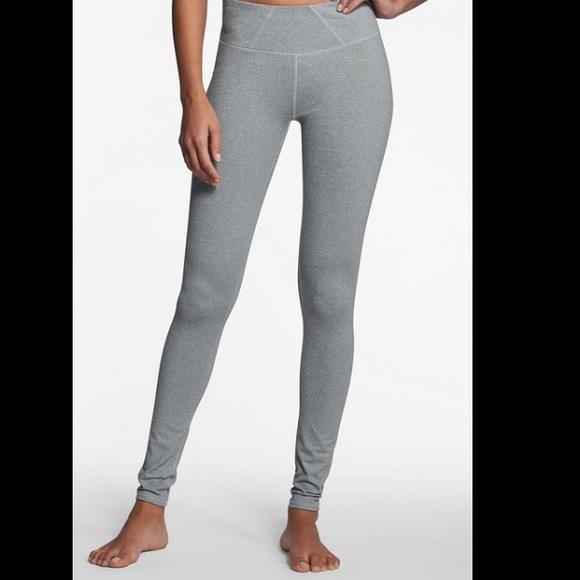04b17ef4a36dbb Fabletics Pants | Salar Gray Leggings | Poshmark