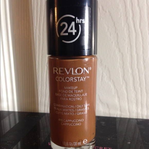 55% off Revlon Other - Revlon Colorstay 410 Cappuccino from ...