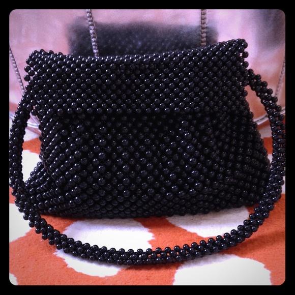 9842d869d275 Giorgio Armani Handbags - Giorgio Armani 💖HP💖 Beaded Bag-Uber Chic!
