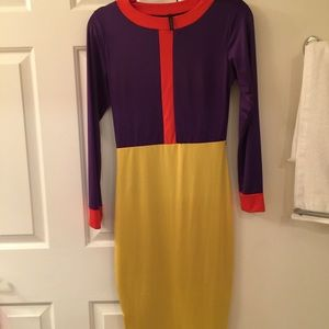 Bodycon dress!