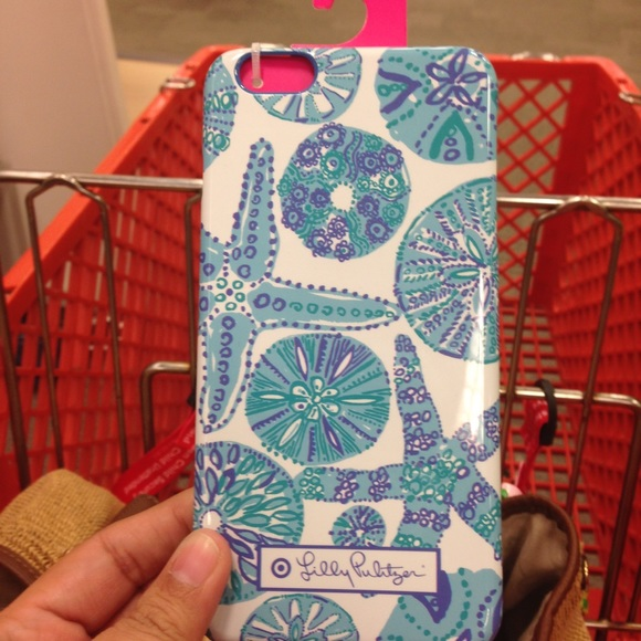 premium selection da349 bdbcb Lilly Pulitzer for Target iPhone 6 plus case! BNWT NWT