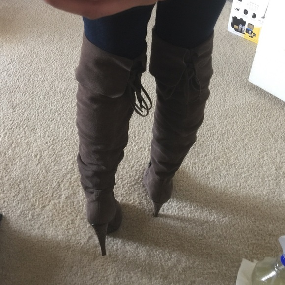 57 bakers boots thigh high boots from s closet