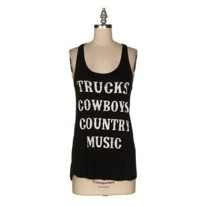 That Glam Girl Boutique Tops - Country tank 🐴