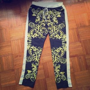 Light summer pants from clover canyon