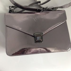 Urban Outfitters Bags - UO Metallic Crossbody SOLD