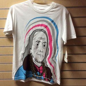 Neff Benny White Tshirt