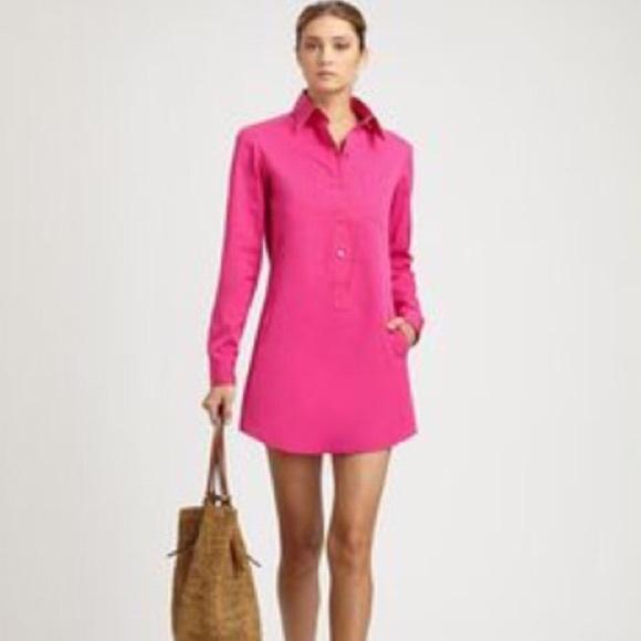 82% off Michael Kors Dresses & Skirts - 💕Michael Kors Shirt Dress ...
