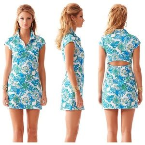 NWT Lilly Pulitzer Ranya Polo Dress