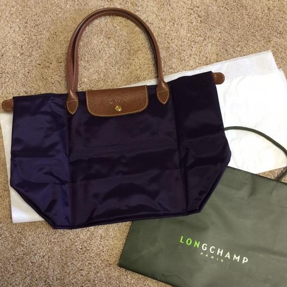 💜SOLD💜 Longchamp Le Pliage Extra Large Tote 10d3ce007a7bd