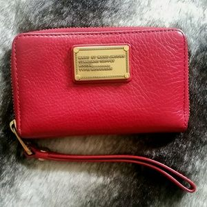 Marc by marc jacobs wallet - classic Q