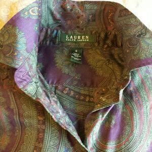 LAUREN by ralph lauren CLASSIC PAISLEY