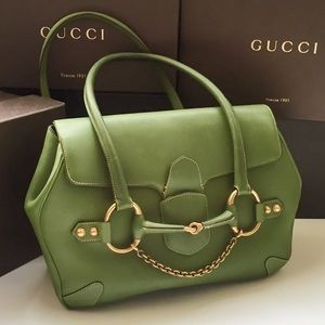 Gucci Handbags - Tom Ford for Gucci Horsebit Top Handle