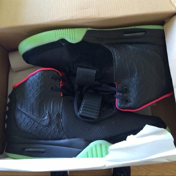 Nike Shoes | Air Yeezys Solar Red Nrg | Poshmark