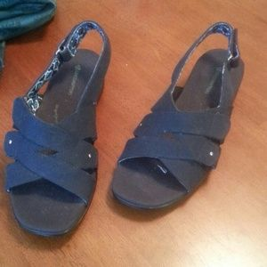 GRASSHOPPERS BLUE SANDALS