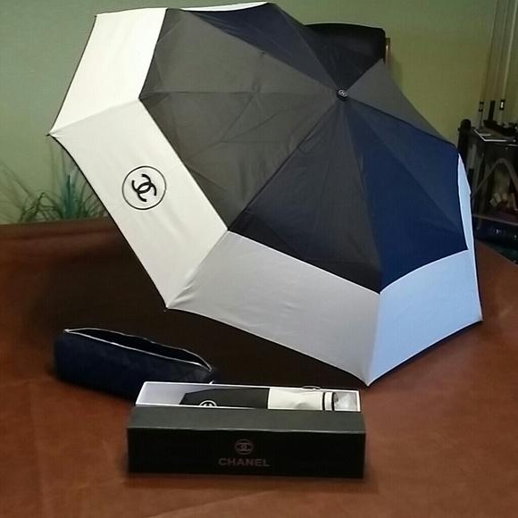 Chanel Accessories Umbrella Poshmark