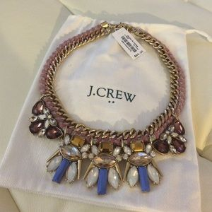 New J. Crew necklace