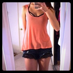 Urban Outfitters Open Back Tank