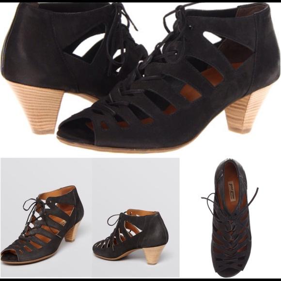 Shoes Paul Green black Paul Green GlJidZQp