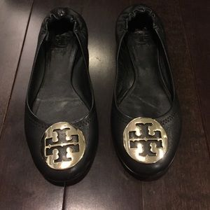  Reduced! Tory Burch Reva flat