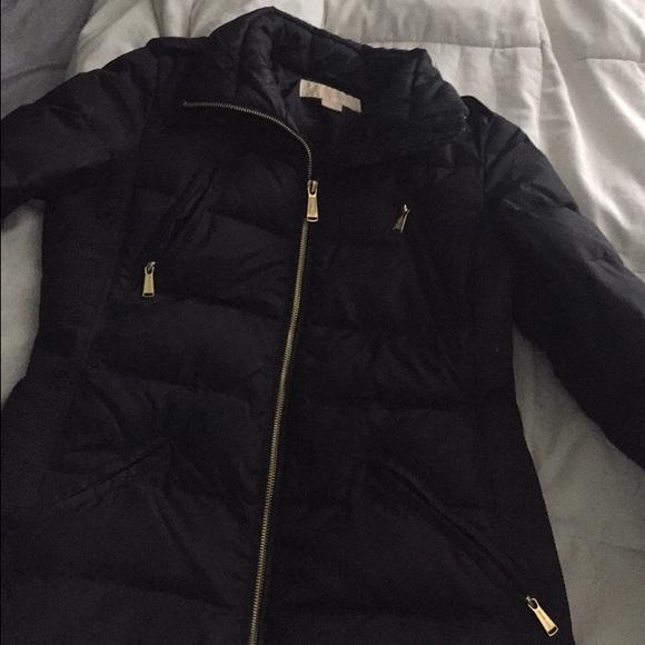 michael kors winter coat petite small from bri 39 s closet on poshmark. Black Bedroom Furniture Sets. Home Design Ideas